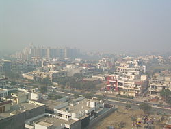 India - Delhi - 046 - Sprawling suburb of Noida (2146059511).jpg