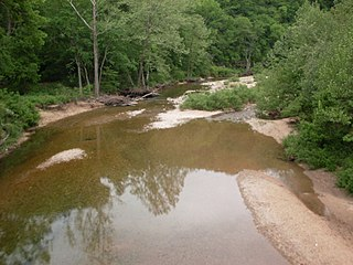 Indian Creek (North Fork River tributary)