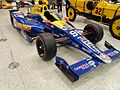 Indianapolis Motor Speedway Museum in 2017 - Dallara DW12 Andretti Herta Rossi front.jpg
