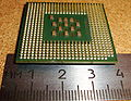 Intel Pentium 4 SL9PC Socket 478, bottom side.JPG