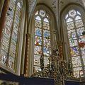 Interieur koor, oostwand, glas in loodraam - Vierakker - 20346259 - RCE.jpg