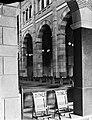 Interieur van de kloosterkerk zicht op het triforium, de scheibogen en de pijle, Bestanddeelnr 252-0867.jpg