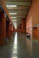 Interior de l'aulari sud del Campus dels Tarongers, Universitat de València.JPG