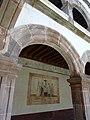 Interior of Convento de Santa Ana - Tzintzuntzan - Michoacan - Mexico - 02 (20543976792).jpg