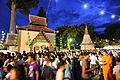 Inthakhin traditional Wat Chedi Luang Temple 2013.jpg