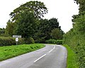 Into Gonerby passing Cannaster House - geograph.org.uk - 1000019.jpg
