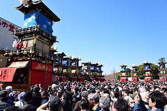 Inuyama - Inuyama Festival