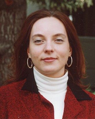 Ioana Dumitriu - Dumitriu in 2003