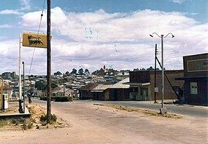 Agip - Image: Iringa street