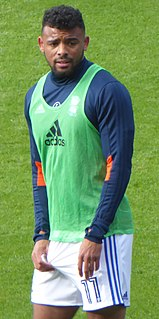 Isaac Vassell English footballer
