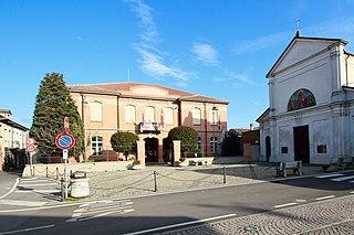 Isola SantAntonio Comune in Piedmont, Italy