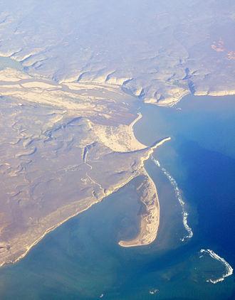 Onilahy River - Onilahy River estuary