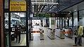 JR Shin-Hakodate-Hokuto Station Shinkansen Gates (Outside the gate).jpg