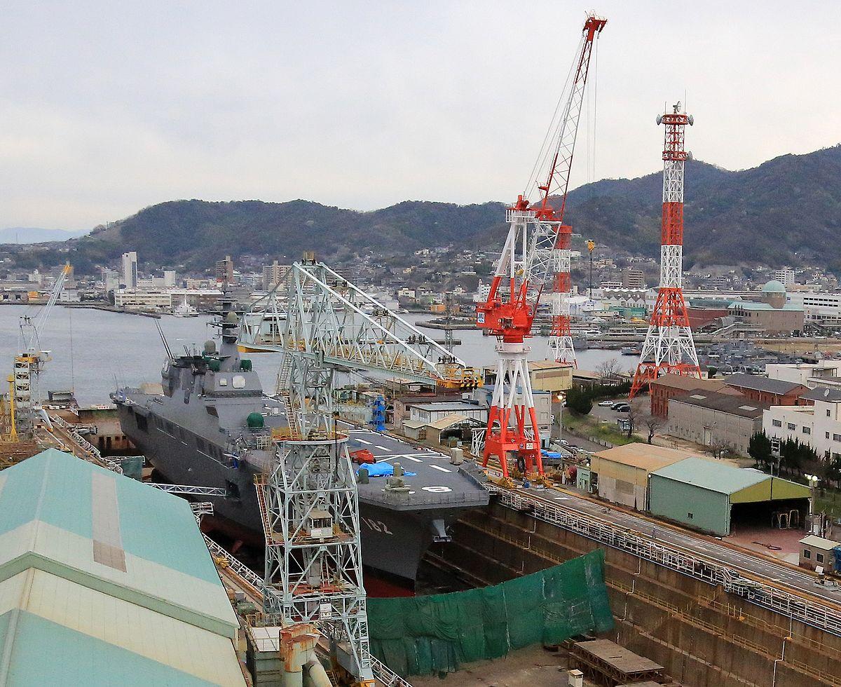 Japan Marine United Wikipedia