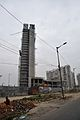 JW Marriott Hotel Under Construction - Eastern Metropolitan Bypass - Kolkata 2013-11-28 0865.JPG