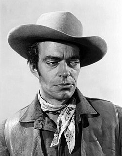 Jack Elam American film and television actor