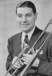 Jack Teagarden American jazz musician