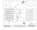 Jacob Evans House, Marlton-Medford Road, Marlton, Burlington County, NJ HABS NJ,3-MART.V,5- (sheet 15 of 24).png