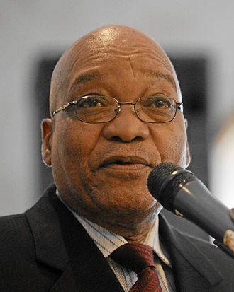 Deputy President of South Africa - Image: Jacob G. Zuma World Economic Forum Annual Meeting Davos 2010