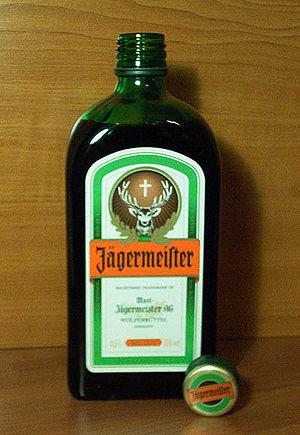 Sidney Frank - Image: Jagermeister bottle