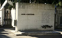 JaimeCortesao Tomb.jpg