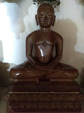 Anantanatha - Anantanatha statue at Anwa, Rajasthan