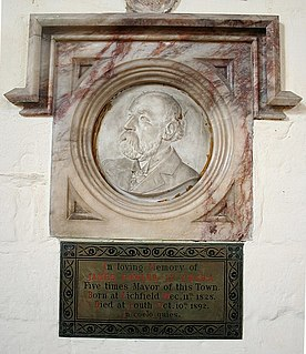James Fowler (architect) ecclesiastical architect from England