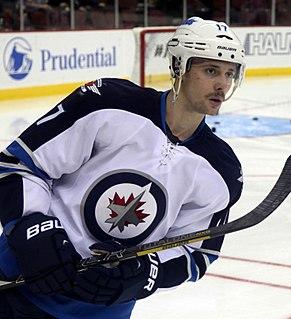 James Wright (ice hockey) Canadian professional ice hockey centre