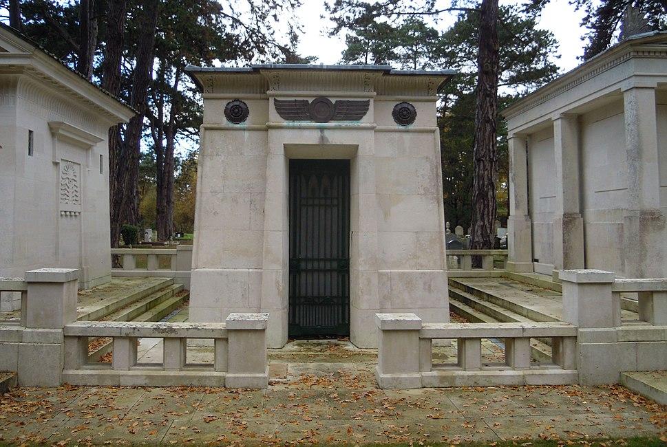 Jamsetji Tata Mausoleum Brookwood