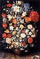 Jan Brueghel (I) - Vase of Flowers with Jewellery, Coins and Shells - WGA03593.jpg