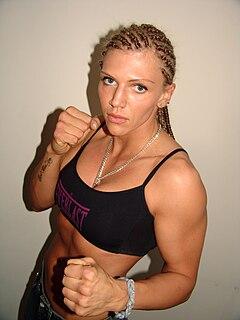 Duda Yankovich Brazilian mixed martial artist