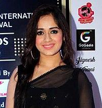 Jannat Zubair Rahmani at Dadasaheb Phalke International Film Festival Awards 2019.jpg