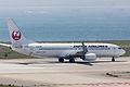 Japan Air Lines, B737-800, JA321J (17755260855).jpg