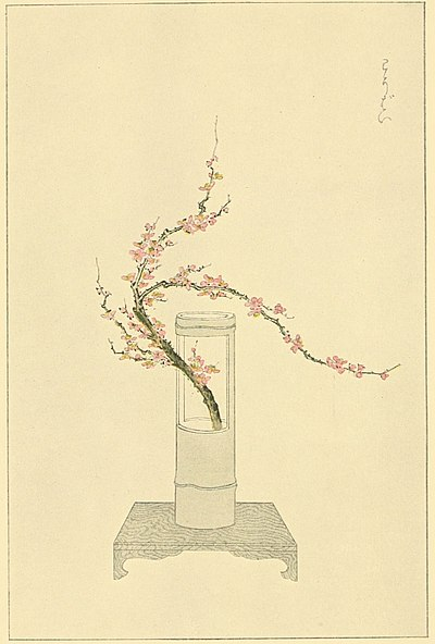 Japanese Flower Arrangement Wikisource The Free Online Library