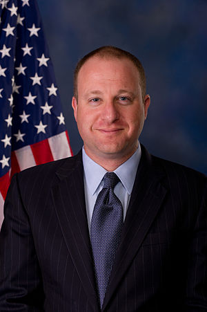 Jared Polis - Officail portrait in 2012