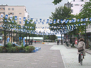 Municipality and town in Uusimaa, Finland