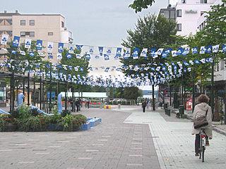 Järvenpää Municipality and town in Uusimaa, Finland