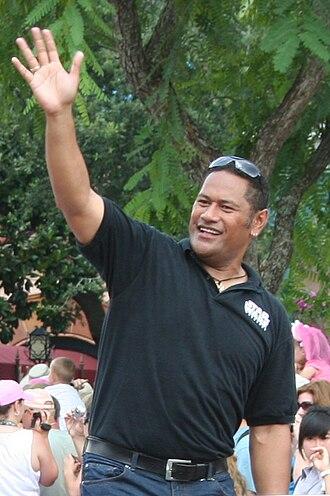 Jay Laga'aia - Jay Laga'aia in Florida, June 2009