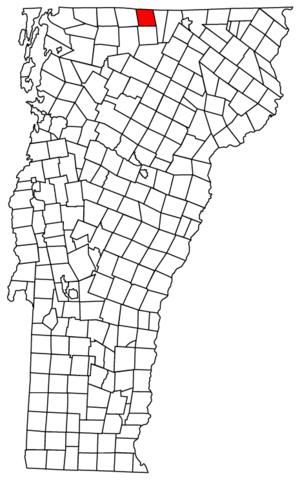 Jay, Vermont - Image: Jay vt highlight