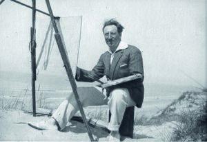 Jean Baptiste Leopold Colin - Jean Colin c. 1915