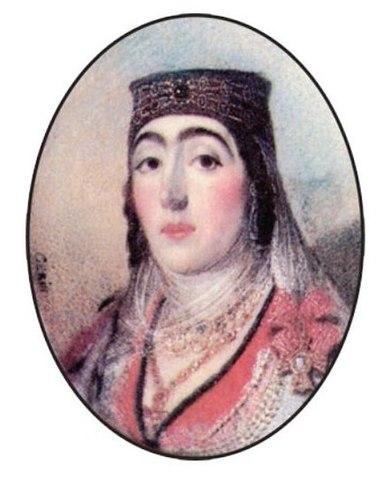 Кетеван Дурмишхановна