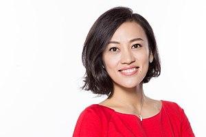 Liu Qing (businesswoman) - Jean Liu (2017 photo)
