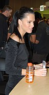 Jennifer Dark at AVN Adult Entertainment Expo 2008 1.jpg