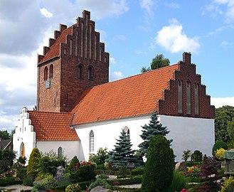 Jersie - Jersie Church