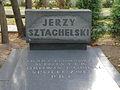 Jerzy Sztachelski - Cmentarz Wojskowy na Powązkach (116).JPG