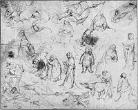 Jheronimus Bosch (?) Studies (recto).jpg