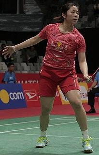 Jia Yifan Badminton player