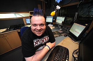 Jim Gellatly British DJ
