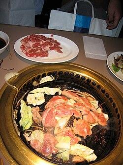 Jingisukan japanese mutton barbecue.jpg