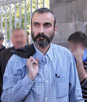Jirair Sefilian - Sefilian in Yerevan, 2009
